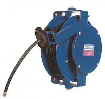 Катушка с пружинным механизмомм сматывания шланга 30 м. S-0337-1